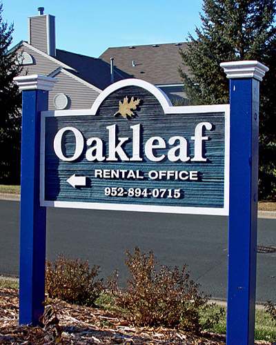 Sandblasted, Routed, or Carved Signs - SignGraphx